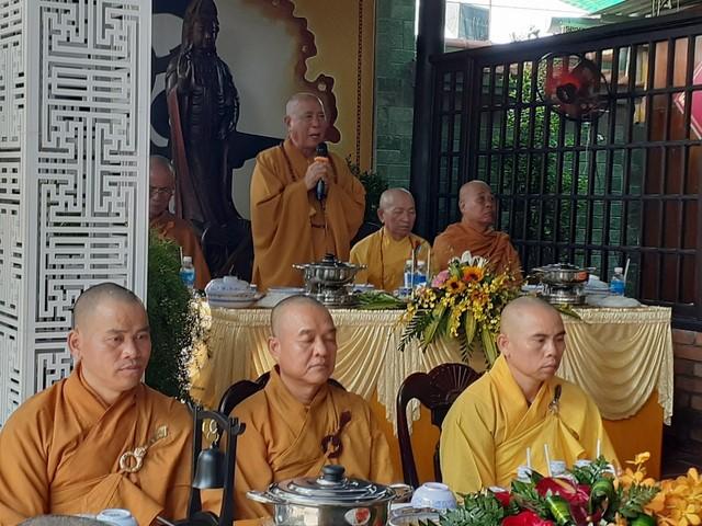 Lễ an vị tôn tượng Bồ Tát Quán Âm và lễ rót đồng đúc đại hồng chung tại chùa Phước Thành