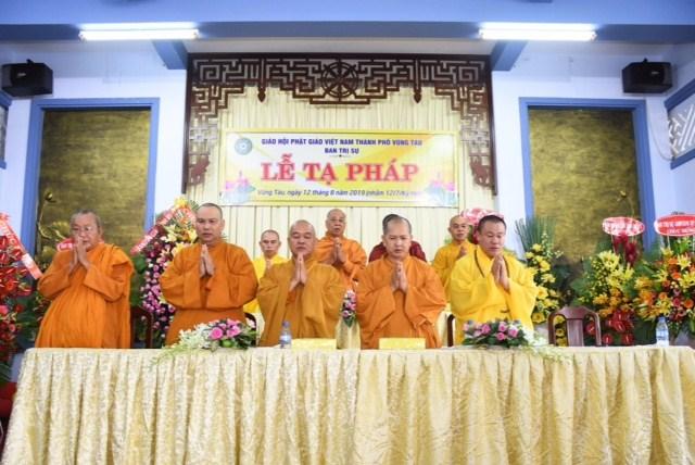 TP.VT: Lễ Tạ pháp trường hạ chùa Liên Trì